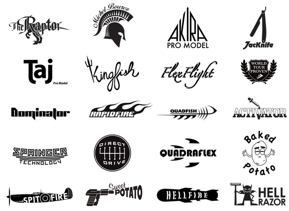 Firewire Surfboards   Logos