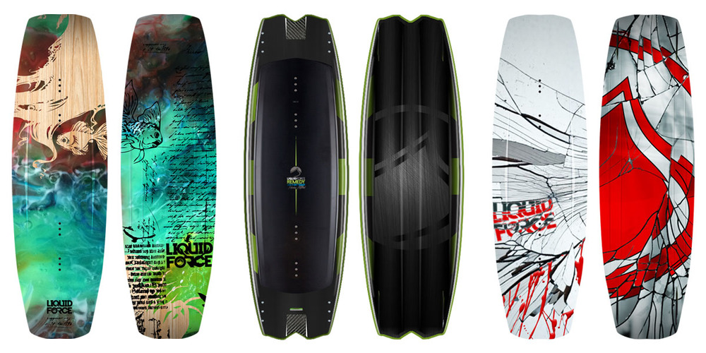 Liquid Force   Wakeboard Designs