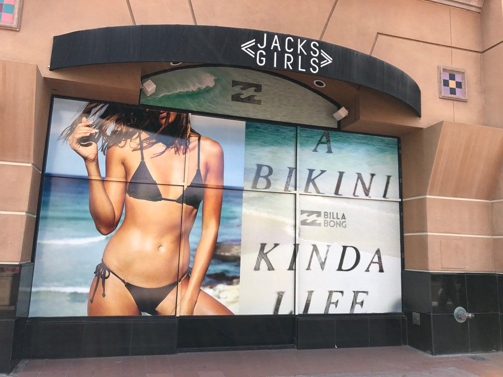 Billabong   Window
