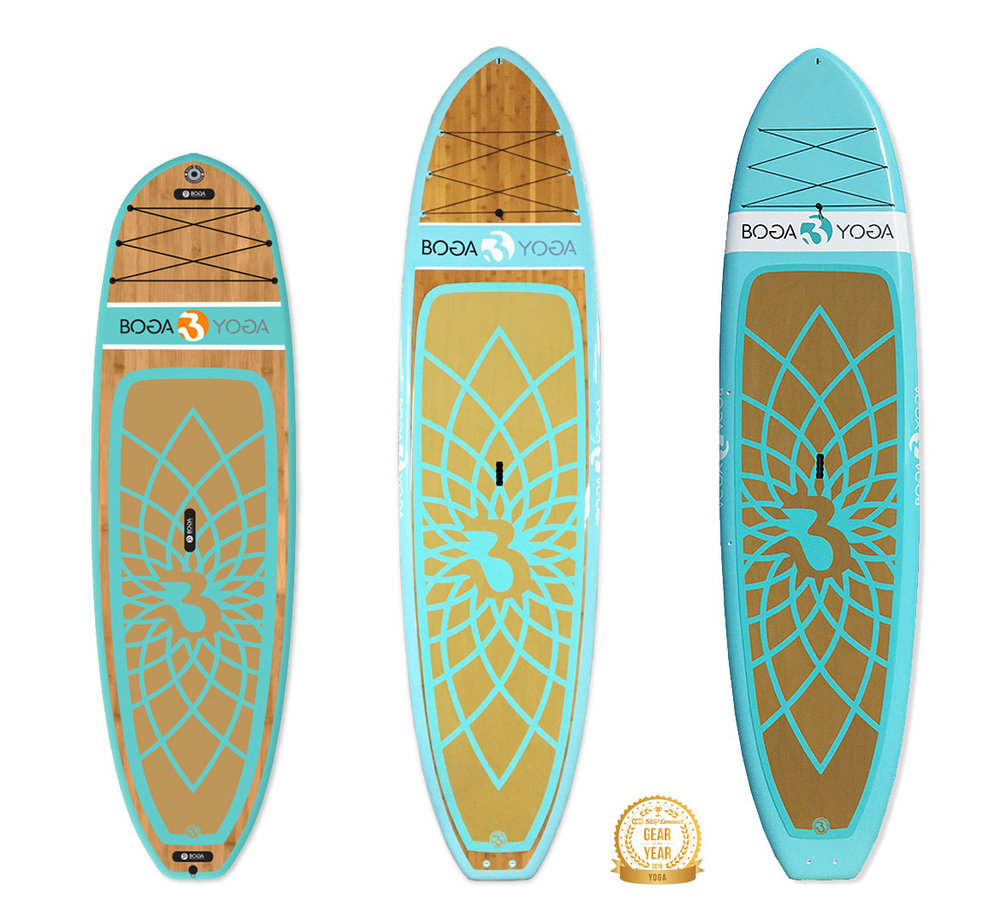 BOGA Paddle & Surf   Board Design