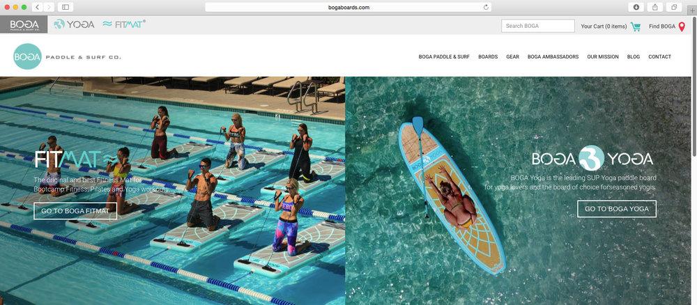BOGA Paddle & Surf   Board Design