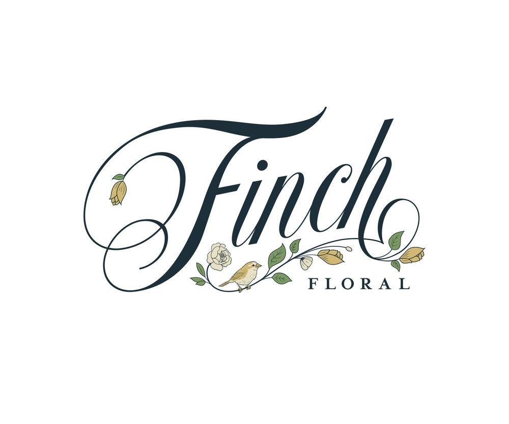 Finch Branding by Wink & Wonder