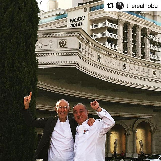 Happy birthday to our very own Meir Teper, with lots of #nobustyle love from the entire #nobufamily! #nobu #nobuhotels #birthday #happybirthday