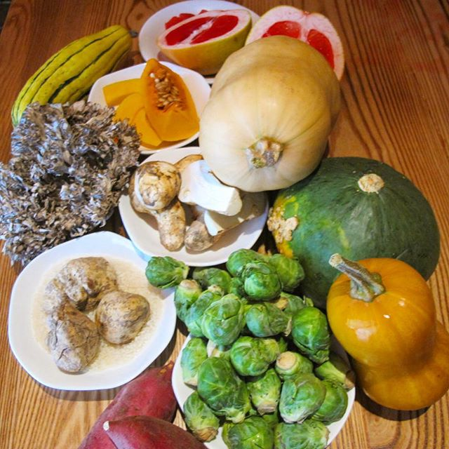 Imagine what our chefs will create for Osusume Menus this fall with Maitake and Matsutake Mushrooms, Alba Truffles, Brussels, Kabocha, Butternut #NobuFallSeries #thisisfall