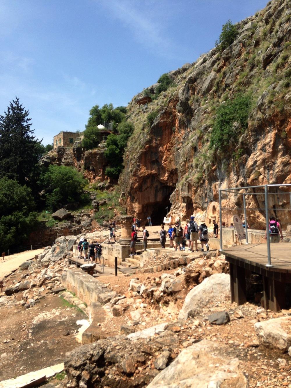 Caesarea Phillipi2.JPG
