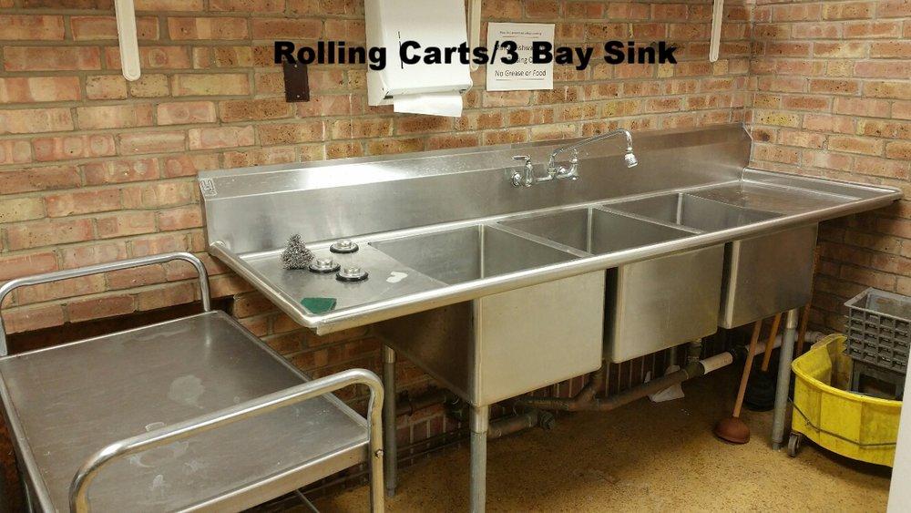 Commercial Kitchen-3 bay sink.jpg