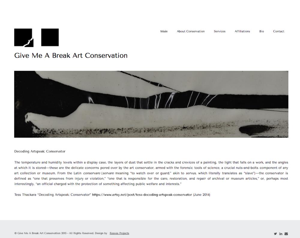 GMAB Art Conservation