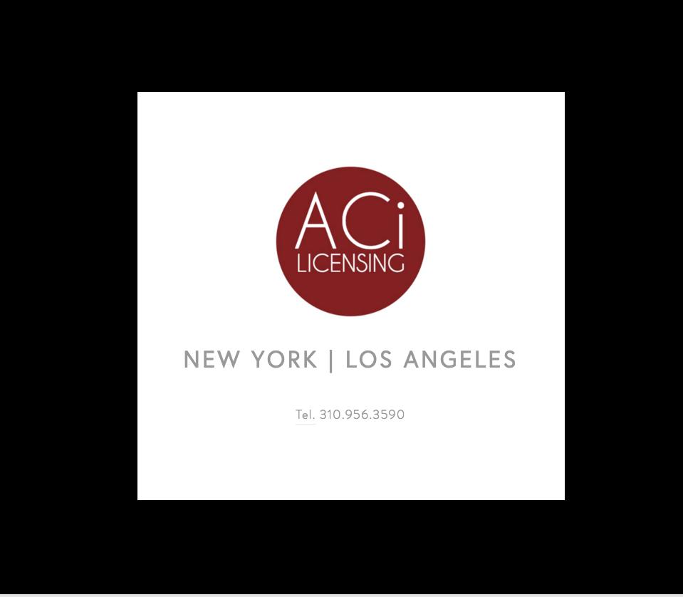 ACi Licensing (Landing Page/Logo)