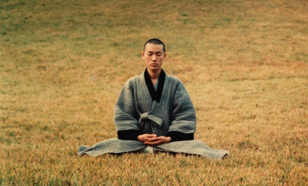 Meister Don Yon in Korea im Alter von 18 Jahren.