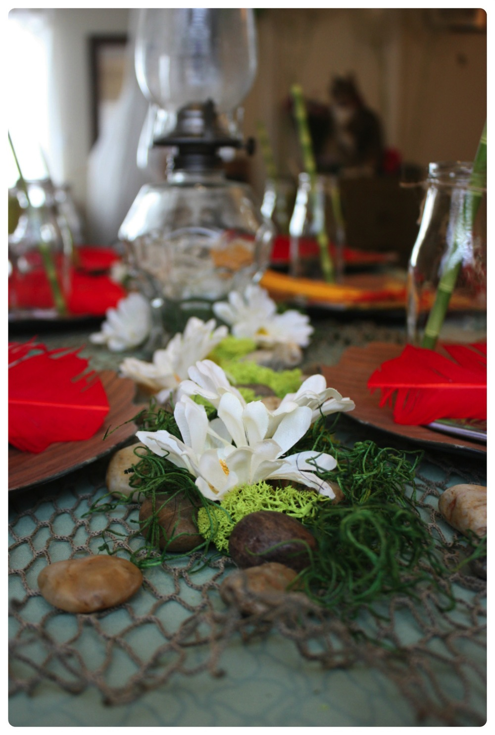 Neverland Centerpiece
