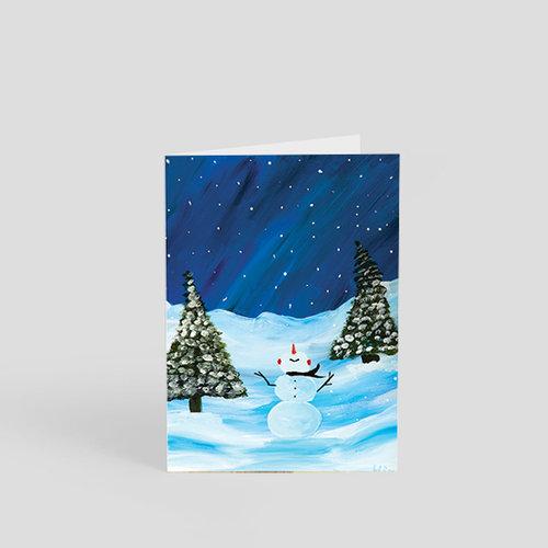 Let it snow cards zenaviv let it snow cards m4hsunfo