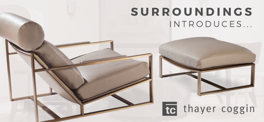 Thayer Coggin Is One Of The Most Celebrated Names In Luxury Home  Furnishings. Featuring The Distinguished Designs By Milo Baughman.