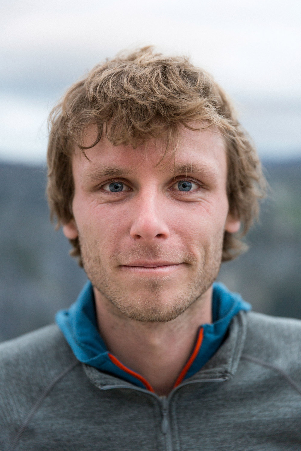 Samuel Crossley - filmmaker, photographer and climber_Samuel Crossley does whatever it takes to safely document athletes as they push themselves in remote areas and high risk situations.Big mountains and tired climbers fuel his creativity as he travels full-time out of his Sprinter Van; custom designed and built by himself.Samuel's commercial and editorial work has been for National Geographic, Google, Red Bull Media House, The North Face, REI, Reel Rock, and ABC News, among others.Inspired by Olympic Gold Medalist Matthew Mitcham, Samuel lives his professional life as an openly gay man and is passionate about revealing diversity within the climbing community.As technology evolves, the process of learning new tools excites Samuel. Shooting with anything from an iPhone to an Arri Amira, his breadth of technical knowledge enables him to focus on what's important, storytelling._Photograph by Jimmy Chin