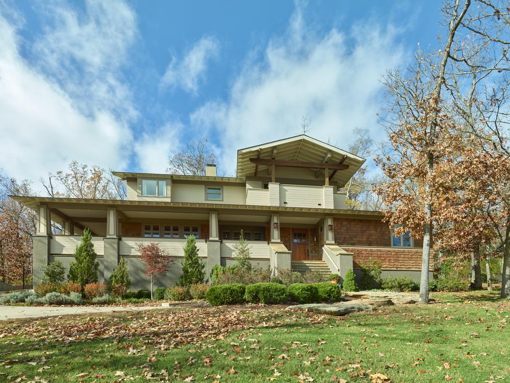 Lewis Residence