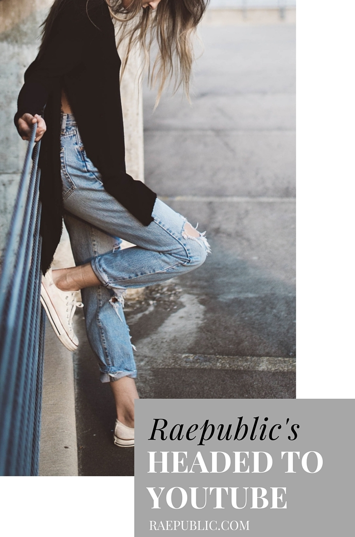 Raepublic is headed to YouTube. So get ready for a delicious vegan YouTube channel filled with vlogs, plant-based recipe videos, how to's, a day in the life and much more.