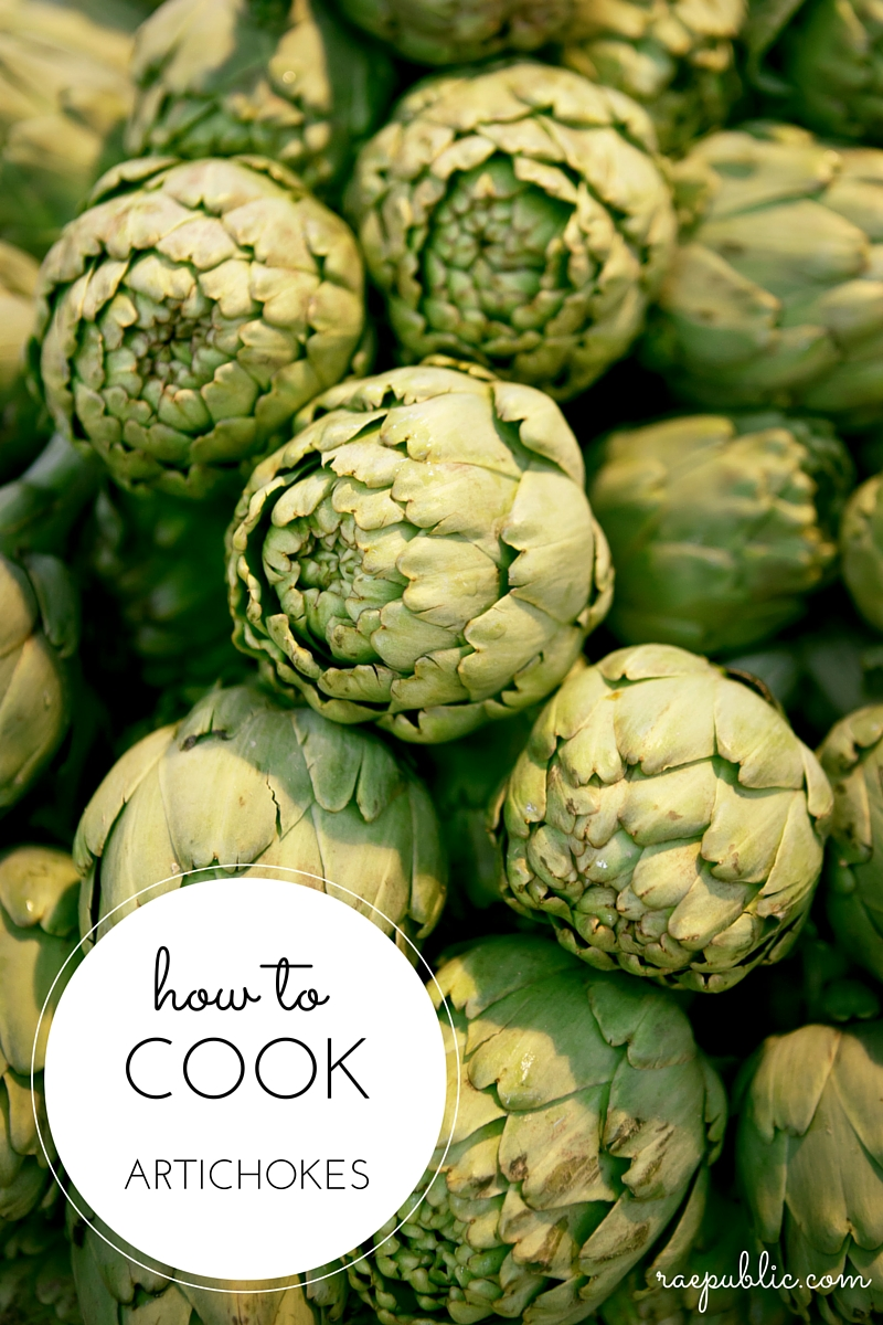 Cooking artichokes is easy and delicious! They make a great addition to many vegan meals.