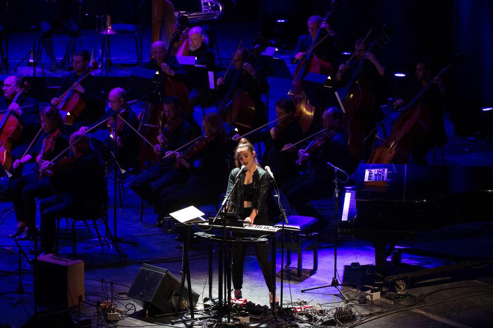 Invitée avec l'Orchestre Symphonique de Winnipeg