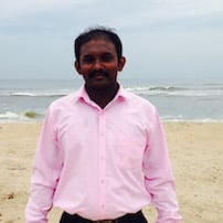 Uday Varma is a Customer Relations Manager for Tulalens in Chennai, India.