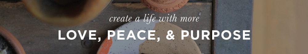 Love, Peace, & Purpose | Pushing Beauty