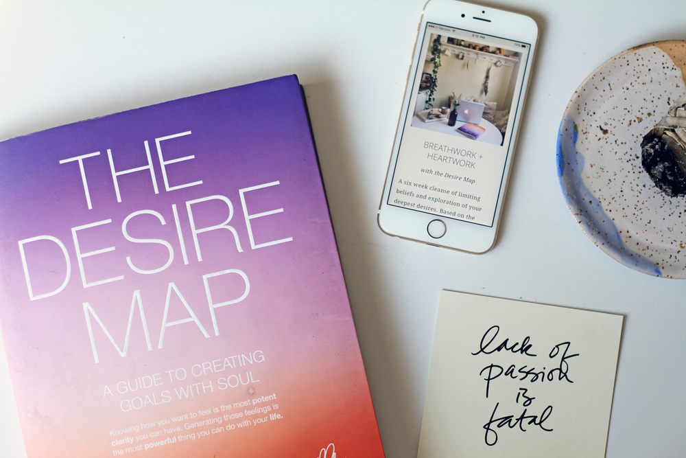 The Desire Map | 2017 Gift Giving Ideas