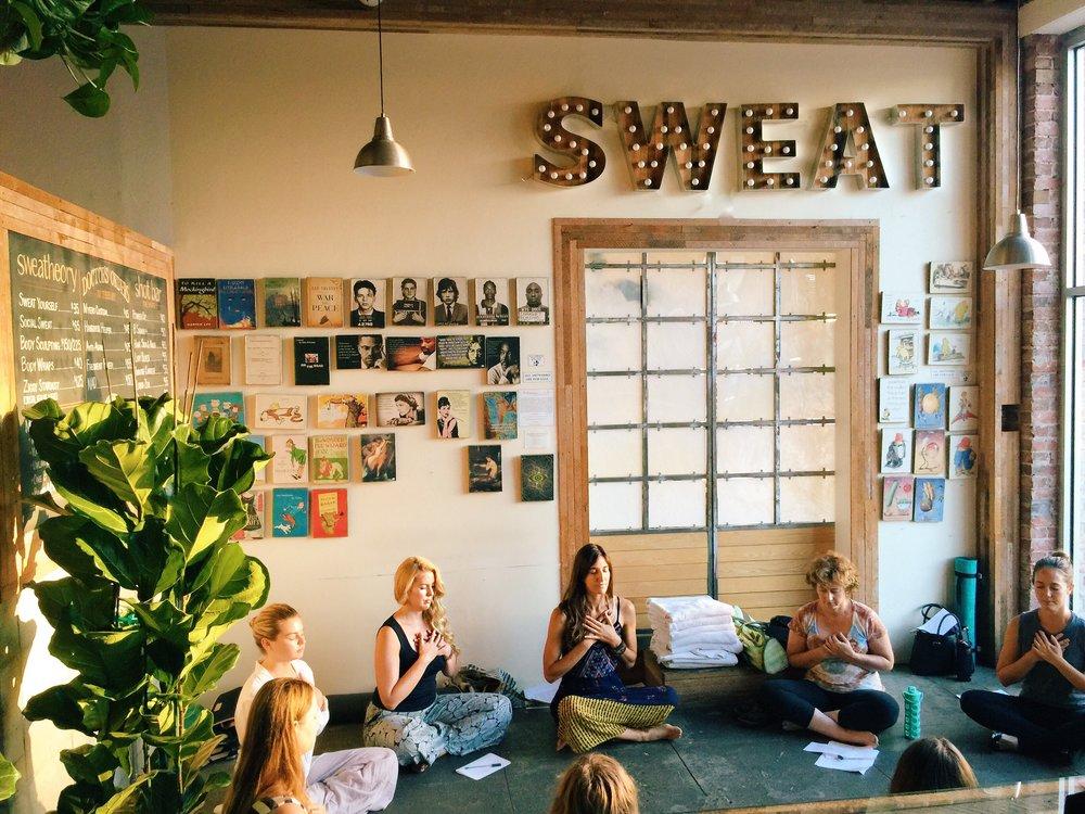 Breathwork Class