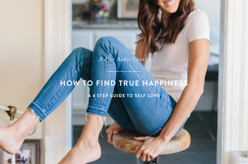 Find True Happiness | Pushing Beauty