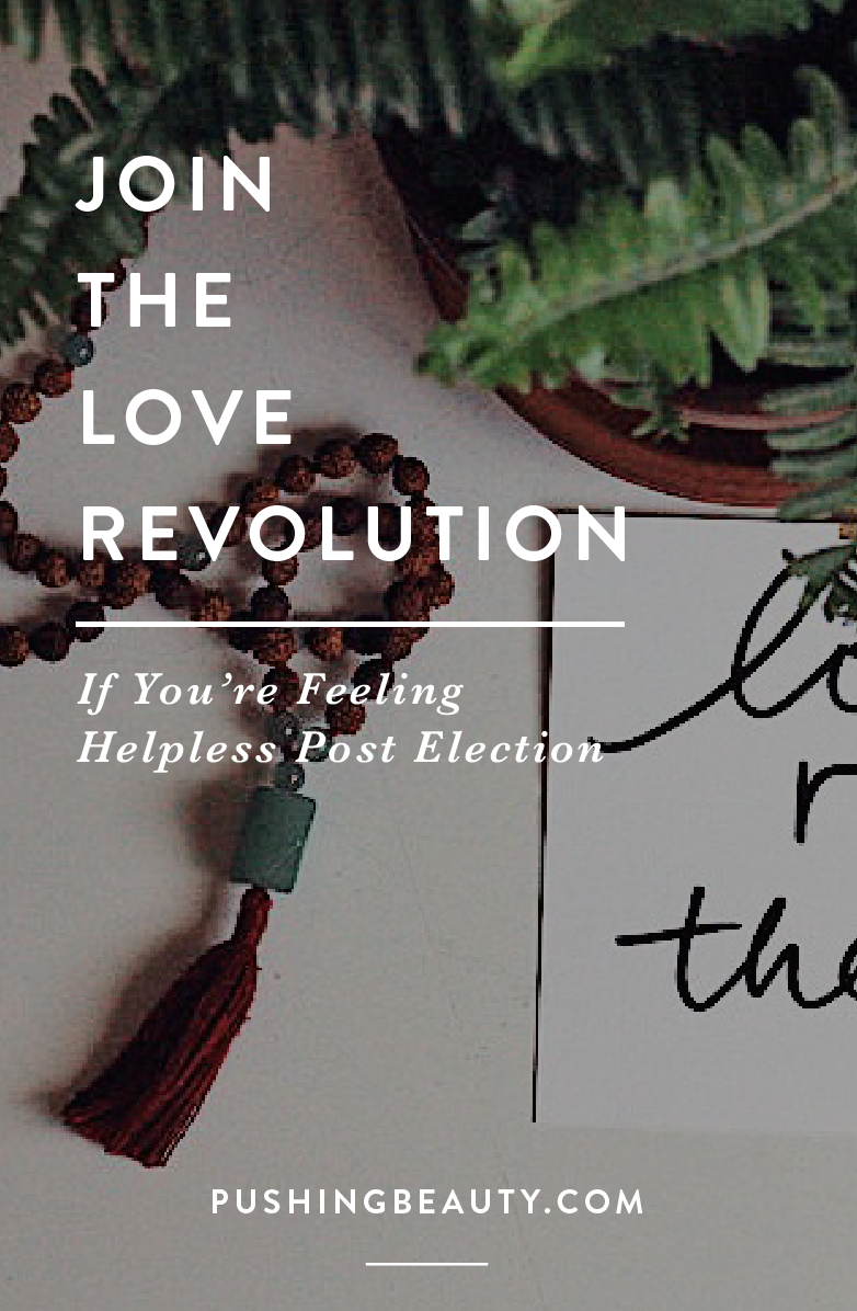 Join The Love Revolution