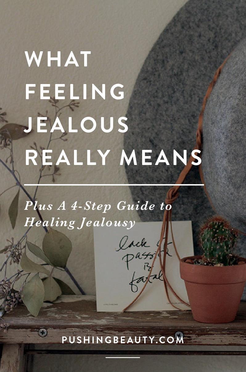 FEELING JEALOUS