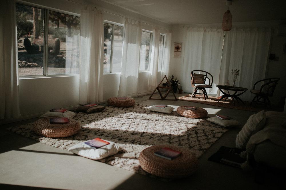 Breathwork + Heartwork with The Desire Map in LA