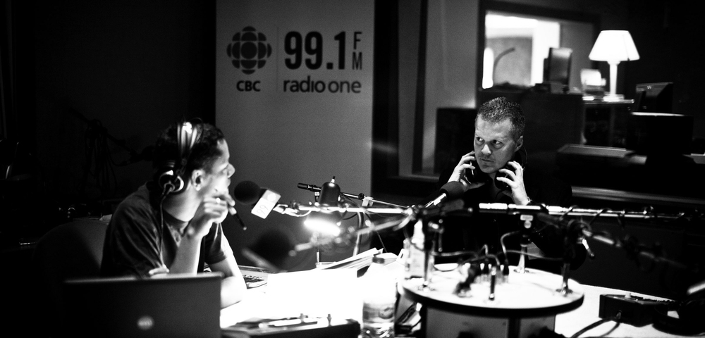 John talks with Matt Galloway from Metro Morning on CBC Radio.