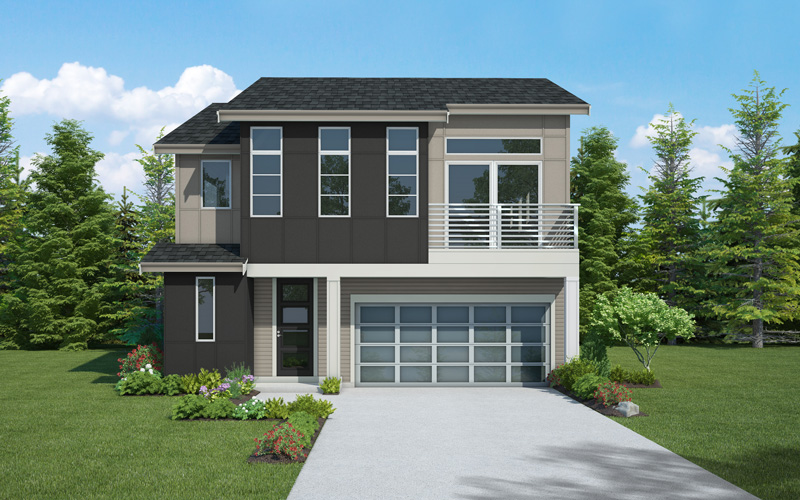 Lot 26 / THE RADLEY / 444-2B 599,990 3 Bdrms, 2.5 Baths, Bonus Rm, Sitting Rm / 2,651 sq ft / presale