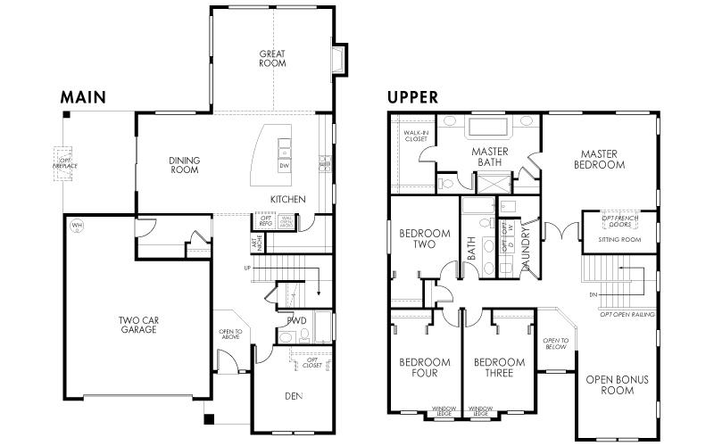 The Revana Floorplan