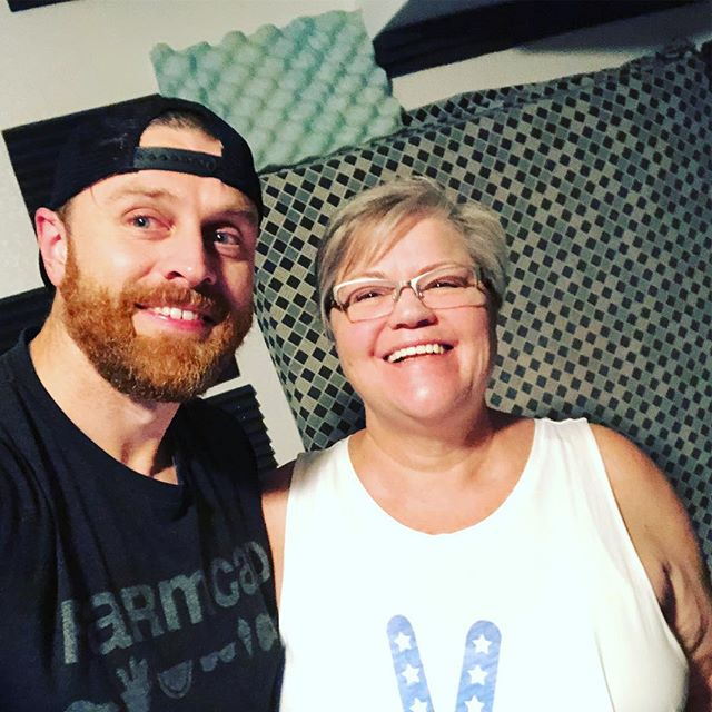 Episode 2 in the bag!  Thanks @mosgalkimmie  #episode2 #podcast #colorado #denver #tonydollarmusic #tonydollarpodcast #tdm #tdp