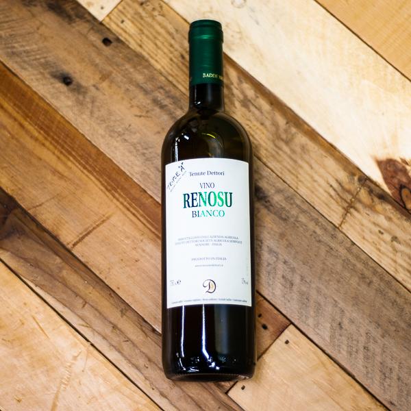 """""""Renosu Bianco"""" White Blend"""