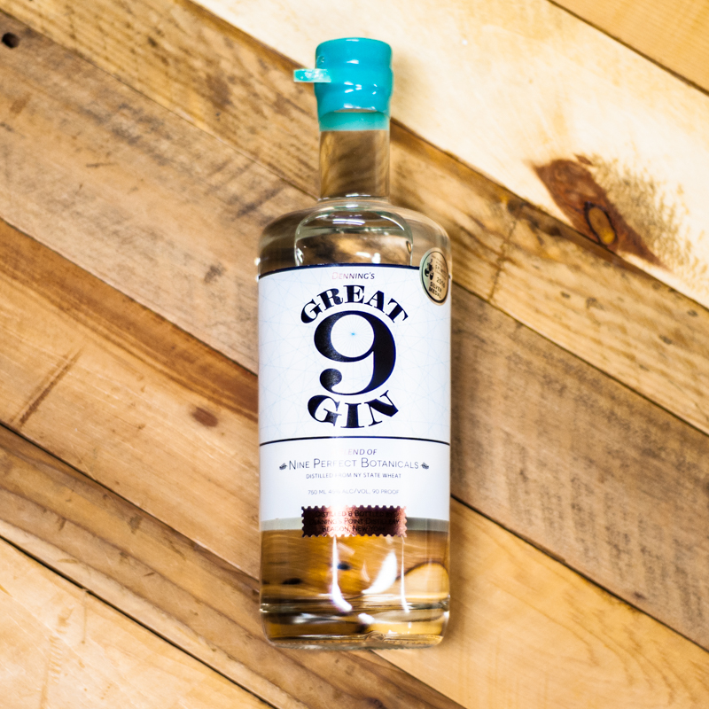 """Great 9"" Gin"