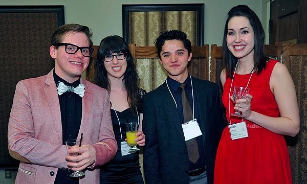 The GB Team at the 2014 Alberta Magazine Awards.