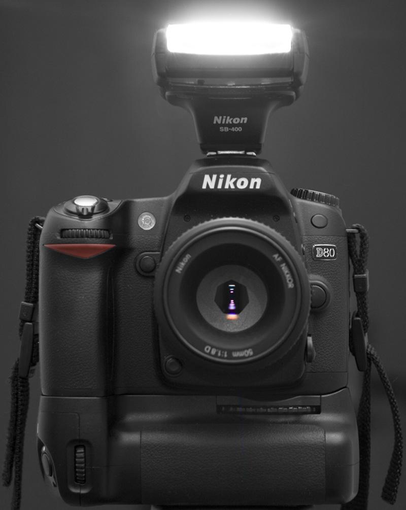 Nikon D80; Nikon 50mm f/1.8; Nikon SB600; Nikon MB-D80