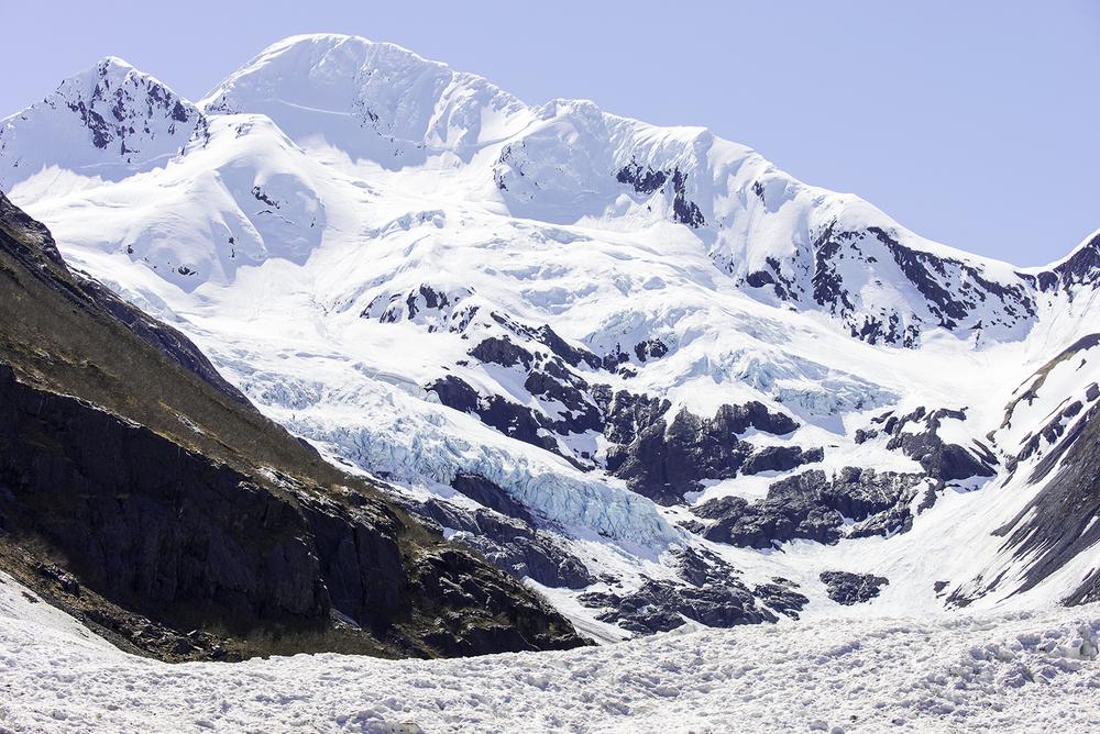 Bryon Glacier
