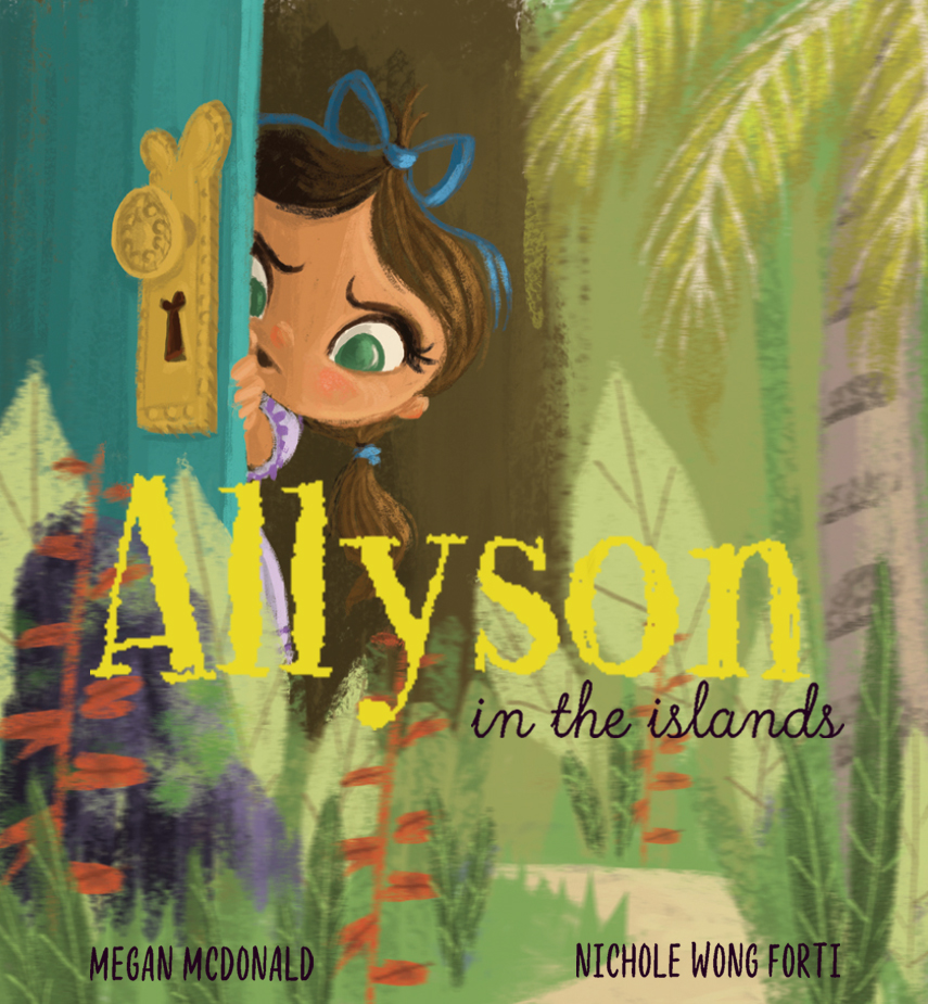 Allyson in the Islands