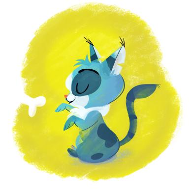ODD DOG: CAT