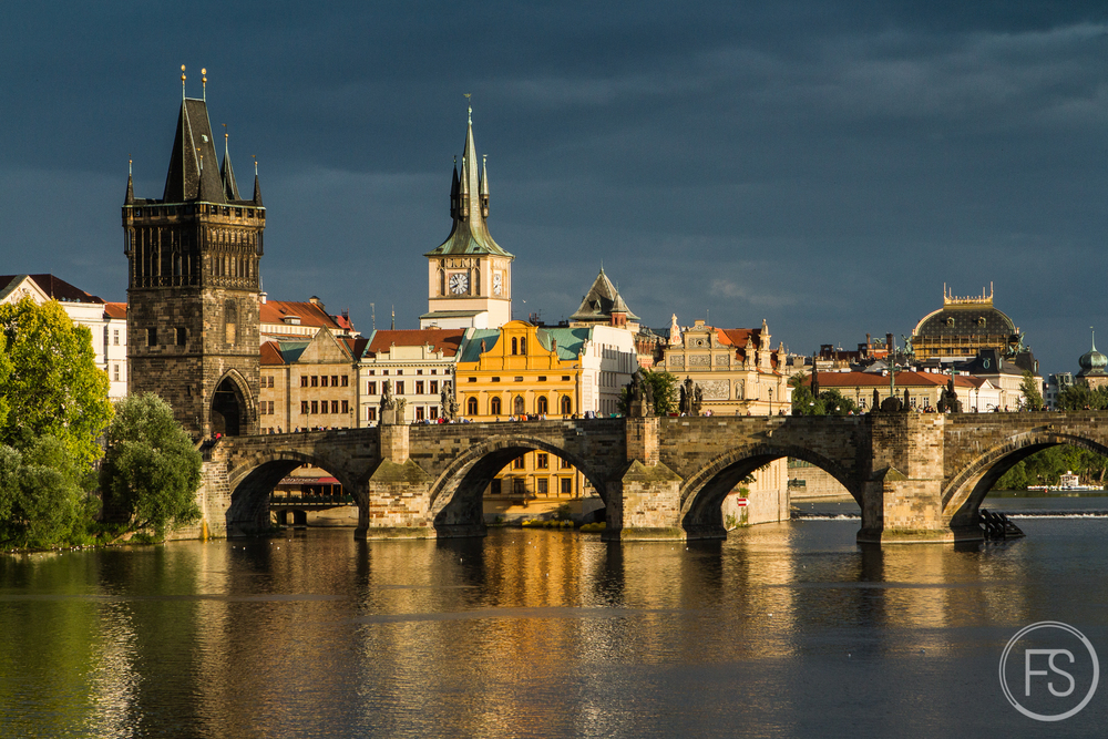 Prague, my adoptive city, Czech Republic, my second homeland.