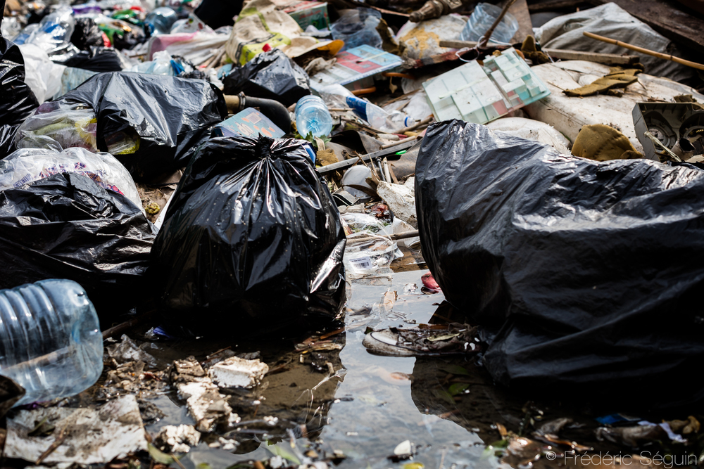 Water and garbage do not mix well. The longer the crisis, the more the risks of health issues rise.  Every time the rain falls on Beirut, it creates more opportunities for diseases to spread.