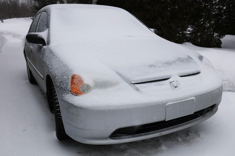 Honda Civic 2003 --- 700$ ou meilleure offre (pas une joke)