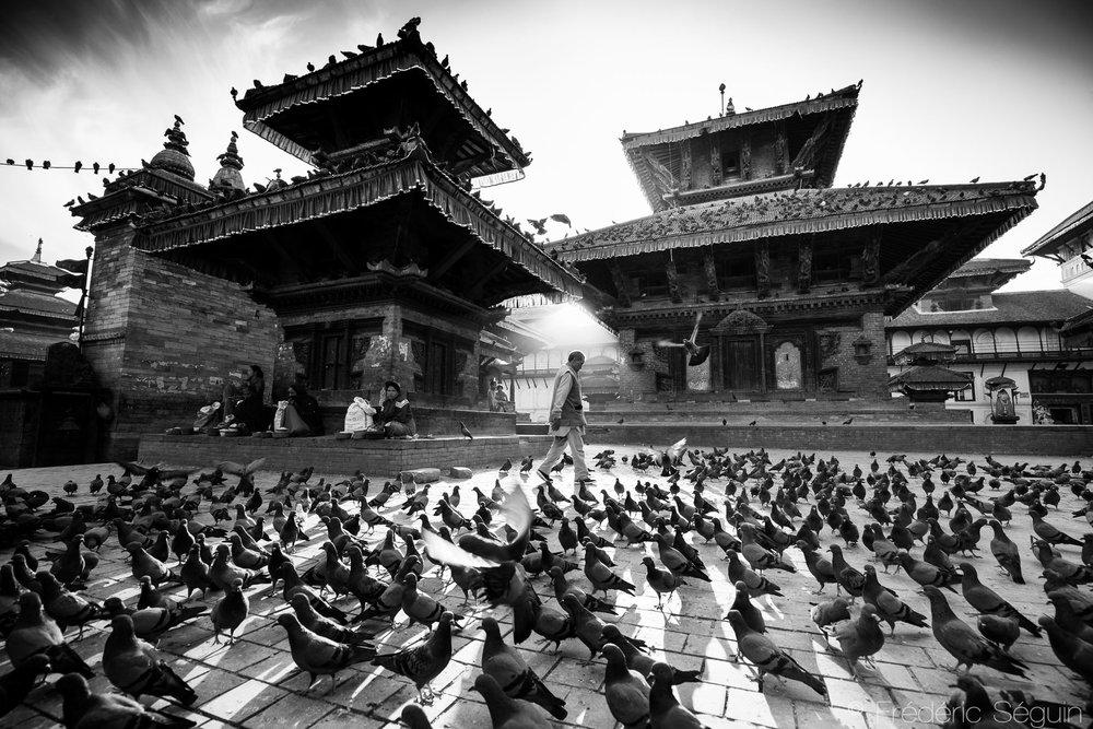 Durbar Square de Katmandou,avant. Cliques sur la photo, choisis le format, cliques suivant et entres le #0.