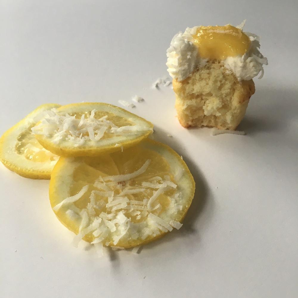 Lemon Coconut