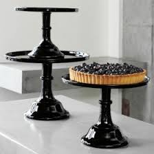 Black Raspberry Mosser Stand