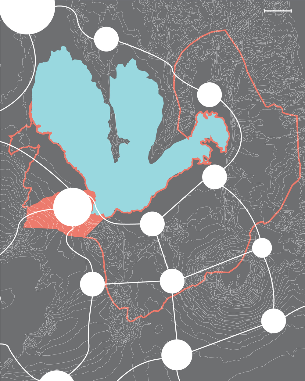 Region Masterplan Simulation