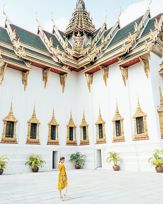 #Temple #Bangkok #Thailand #Travel #SonyA7RII #NicholaiGoPhotography