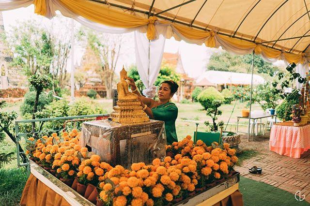 Tribute.  #Temple #Bangkok #Thailand #Travel #SonyA7RII #NicholaiGoPhotography