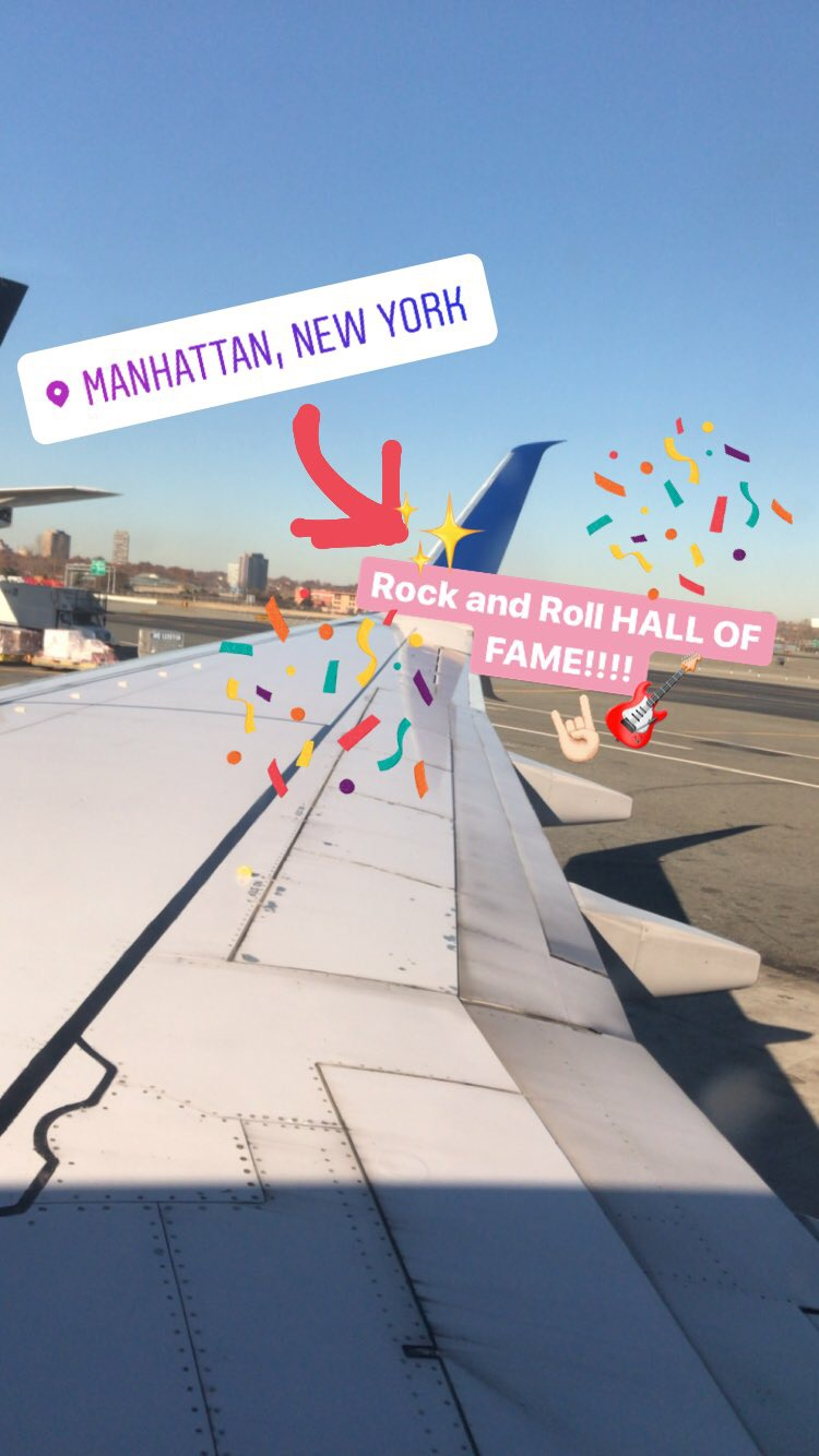 See you later, NYC!